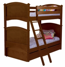 Mission Cooley Twin Bunk Bed