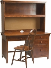 Mission Large Pedestal Desk