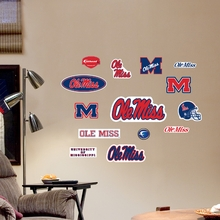 Mississippi Logo Wall Decals