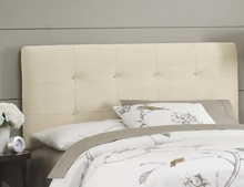 Modern Tufted Upholstered Headboard
