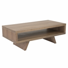 Monique Coffee Table in Walnut
