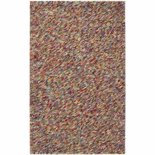 Multi Color Fun Confetti Rug