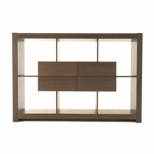 Nara Room Divider with Drawers