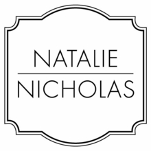 Natalie Personalized Self-Inking Stamp