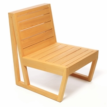 Natural Cypress Chair