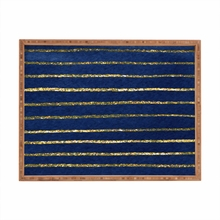 Nautical Sparkle Rectangle Tray