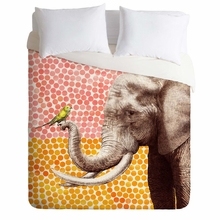 New Friends 2 Lightweight Duvet Cover