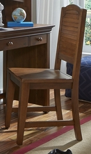 Newlyn Desk Chair in Driftwood