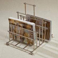 Nickel File Organizer and Caddy