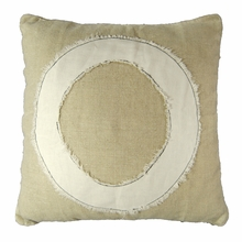 O Stitch Throw Pillow