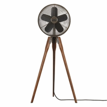 Oil-Rubbed Bronze Arden Standing Floor Fan