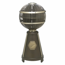 Oil-Rubbed Bronze Fargo Desk Fan