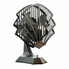 Oil-Rubbed Bronze Fitzgerald Desk Fan