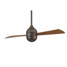 Oil-Rubbed Bronze Involution 2 Blade Ceiling Fan