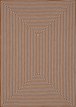 Orange In/Out Rug