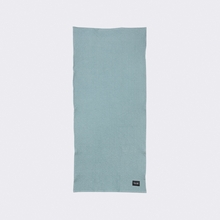 Organic Bath Towel in Dusty Blue