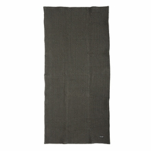 Organic Bath Towel in Grey