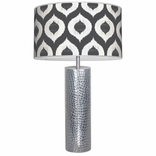 Oscar Table Lamp in Multiple Patterns