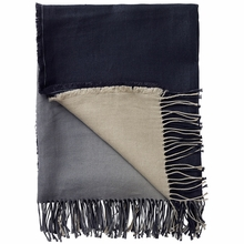 Padua Noir Throw Blanket