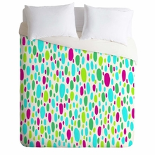 Paint Daubs 4 Lightweight Duvet Cover