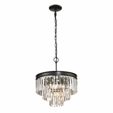 Palacial Pendant In Oil Rubbed Bronze