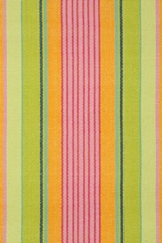Parasol Stripe Cotton Rug