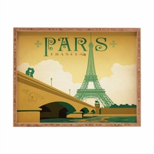 Paris Rectangular Tray