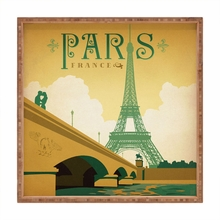 Paris Square Tray