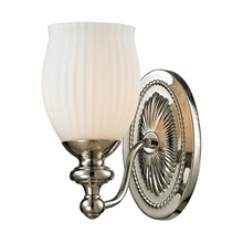 Park Ridge Sconce In Polished Nickel