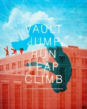 Parkour Action Poster Wall Decal