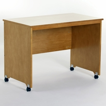 Hickory Mobile Desk