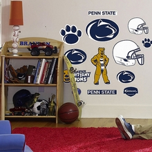 Penn State Logo Wall Decals