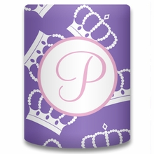 Personalized Can Koozie - Single Initial Circle