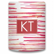 Personalized Can Koozie - Two Initials Square