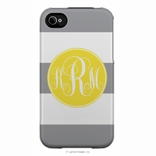 Personalized Mix 'N Match Simply Stated iPhone Case