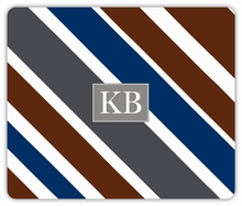 Personalized Mouse Pad - Two Initials Square