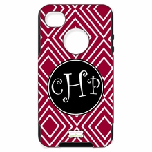Personalized Otterbox Phone Case in Funky Diamond