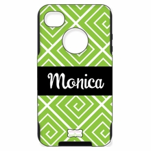 Personalized Otterbox Phone Case in Funky Greek