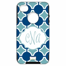 Personalized Otterbox Phone Case in Hokey Pokey Navy
