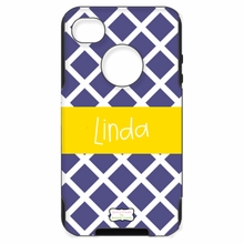 Personalized Otterbox Phone Case in Lattice