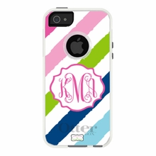 Personalized Otterbox Phone Case in Neapolitan Scribble