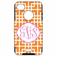 Personalized Otterbox Phone Case in Squares