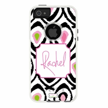 Personalized Otterbox Phone Case in Tribal Funk