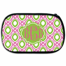 Personalized Patterned Makeup Bag