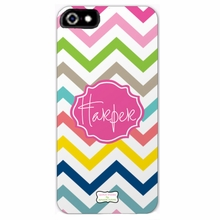 Personalized Patterned Slim Fit iPhone Case