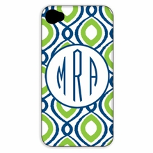 Personalized Patterned Snap-on iPhone 4 Case