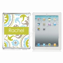 Personalized Patterned Snap-on Tablet Case