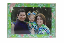 Lilly Pulitzer Personalized Picture Frame in Later Gator
