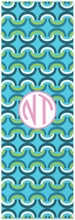 Personalized Yoga Mat - Two Initials Circle