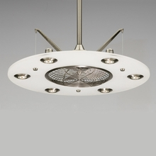 Pewter Cumulos Ceiling Fan